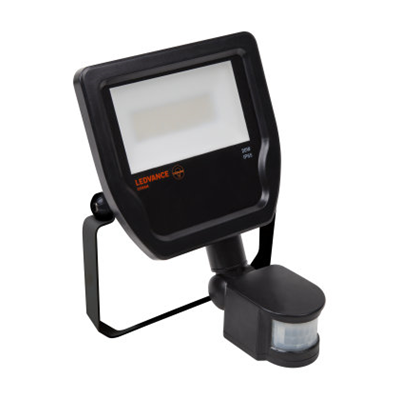 Naświetlacz FLOODLIGHT LED SENSOR 50W/4000K IP65 Black