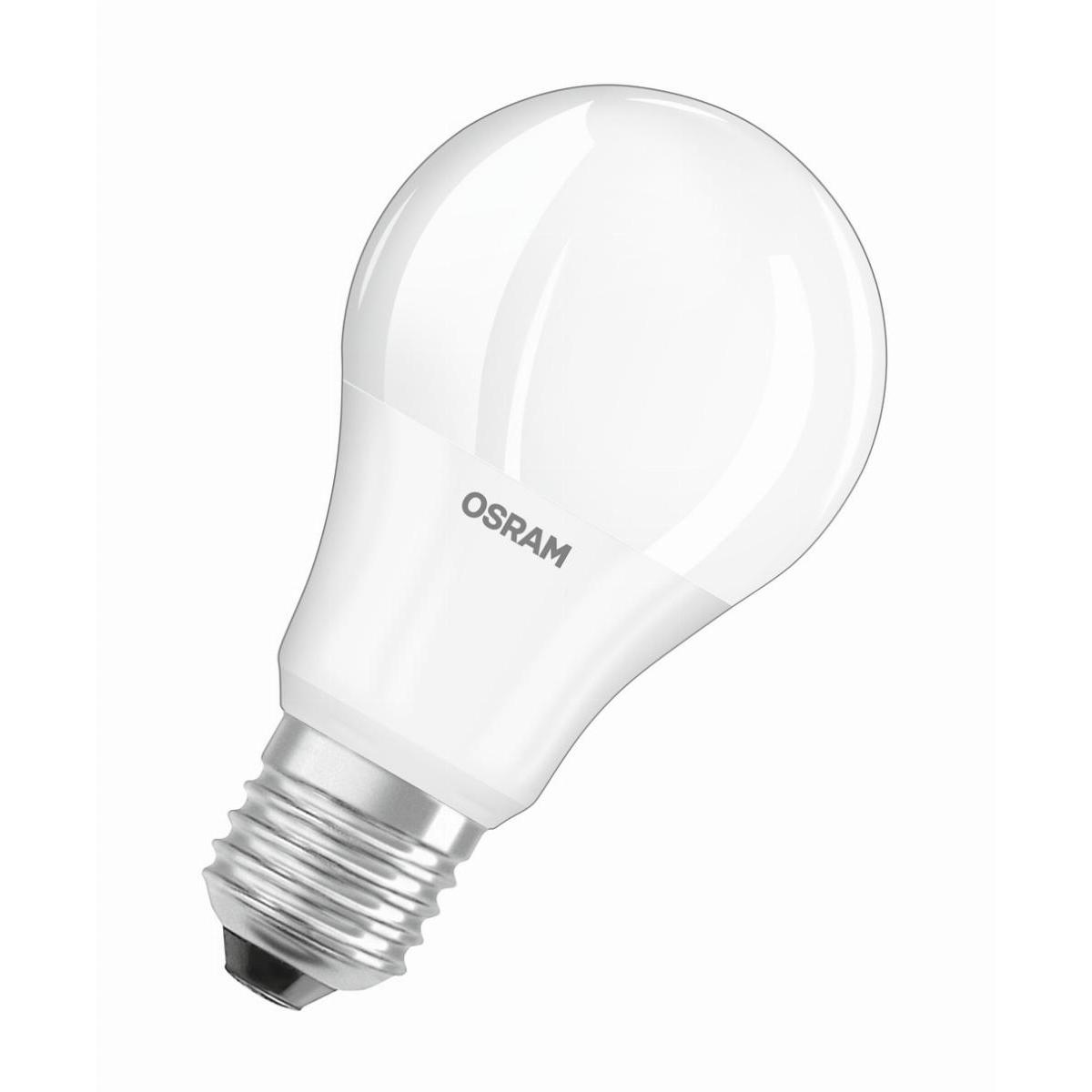 Unikalne Żarówka LEDVANCE LED VALUE CLASSIC CLA 40 6W (40W) 470lm E27 2700K XD36